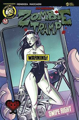 MR ACTION LAB ENTERTAINMENT ZOMBIE TRAMP ONGOING #33 CVR F CELOR RISQUE