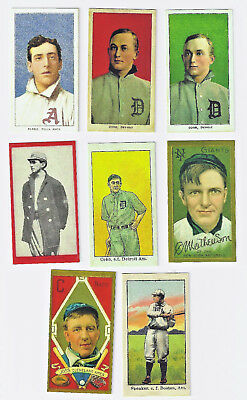 T206 Old Ty Cobb Cigarette Baseball Cards Reprint Lot Great fun gift