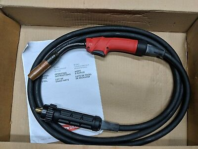 New Fronius AL4000 Air Cooled Mig Torch, 3.5m Euro Connector
