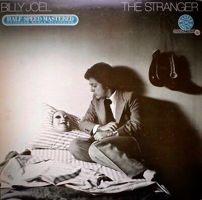 CBS Master Sound LP APHC-5002: Billy Joel - The Stranger - 1980 CANADA NM