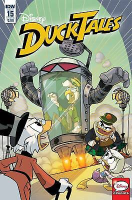 DUCKTALES SILENCE /& SCIENCE #1 8//21//19 CVR B STELLA OF 3