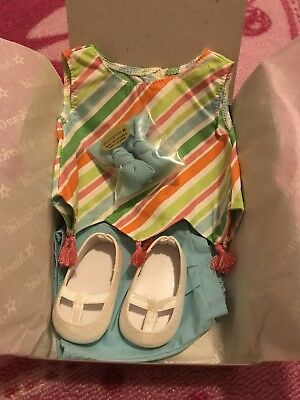 American Girl Melody Play Outfit, New In Box, Never Removed