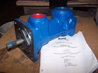 "New Ingersoll Rand Centac Air Compressor Oil Pump 2"" X 2-1/2""  1X17152"