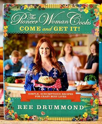 The Lakeside Collection Pioneer Woman Cooks: Come and Get It -