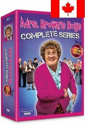 Mrs. Brown's Boys: Complete Series [Import]