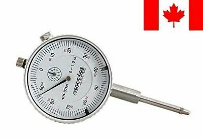 Accusize - 0-1'' x 0.001'' Dial Indicator,AGD2 Style, with Back Lug, P900-S102