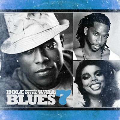 HOLE IN THE WALL BLUES VOL.7 2018 (Mixtape) Official CD Old School HipHop R&B