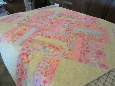 Handade, Quilted Baby Quilt