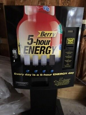 Seaga 5 Hour Energy Machines (6)