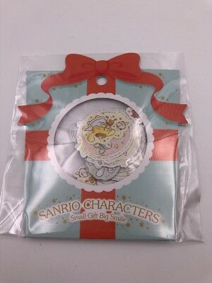 Sanrio Japan Angel Collection: Angel Wing Sanrio Characters Stickers Set (AAA)