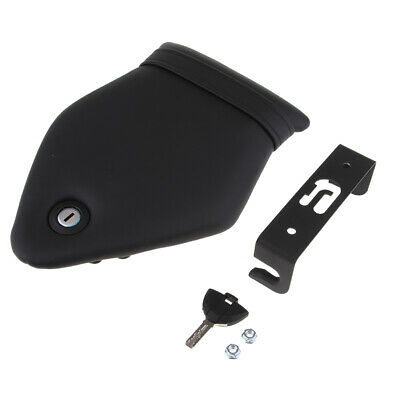 Passenger Seat Saddle Rear Back, Bracket , Key Fit BMW S1000RR 2009-2017