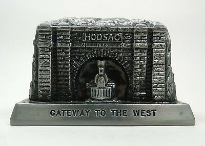Banthrico Inc Coin Bank Hoosac Tunnel Gateway to the West Vintage