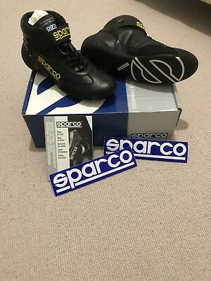 NEW Sparco RACE BOOT  RB-7 TG Cross   Size 42  Stivalettti FIA 8856-2000