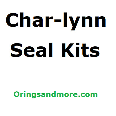 CharLynn A & H Series Motor Seal Kit CL-60540