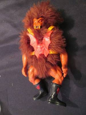 "Vintage Action Figure - He-Man Masters of the Universe Grizzlor 6"" 1985"