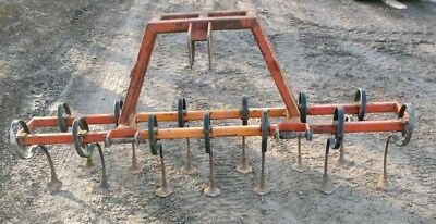 Heavy Duty Spring All Purpose 3pt Cultivator. Can ship