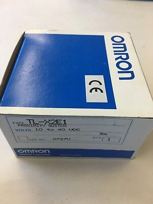 Omron Proximity Switch, Tl-X2E1 -New-
