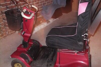 Lotus Blake Esteem Deluxe Mobility Scooter, Good Condition, hardly used