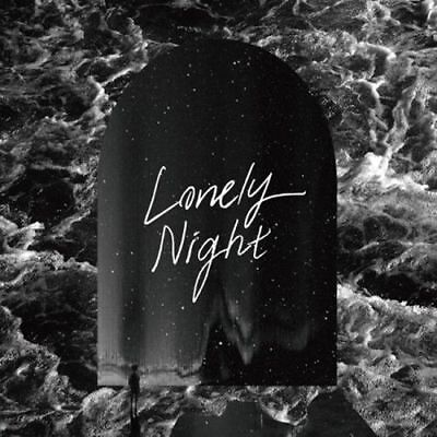 KNK-[Lonely Night] 3rd Single Album CD+Booklet+Card+KPOP POSTER+Tracking No