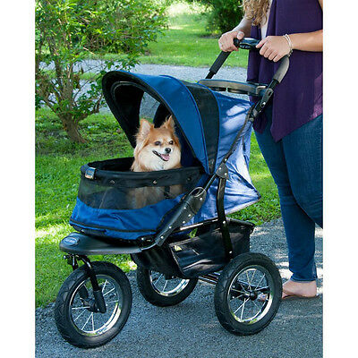 """Pet Gear Jogger No-Zip Pet Stroller-""""3"""" Colors""""-*free Shipping In The U.s.*"""