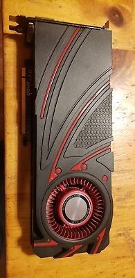 XFX AMD (R9-290X-ENFC) 4GB GDDR5 SDRAM PCI Express 3.0 x16 Video Card