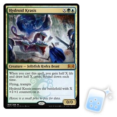 HYDROID KRASIS Ravnica Allegiance RNA Magic MTG MINT CARD
