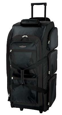Travelers Club 30 Xpedition 7Pocket Standing and Rolling Duffel Luggage