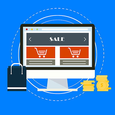 CUSTOM ECOMMERCE WEBSITE   YOUR OWN ONLINE STORE + Extras   Full Support