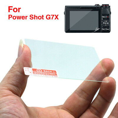 Pro Tempered Glass Screen Protector Film For Canon PowerShot G7X/ G7X Mark II