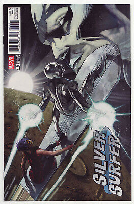 SILVER SURFER #9 Simone Bianchi 1:25 Variant  NM or better
