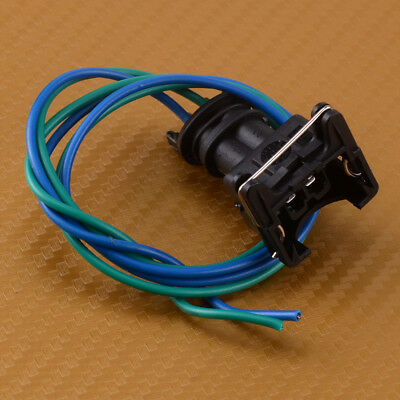 2 Pin Fuel Pump Plug Wire Connector For Webasto Eberspacher Heater