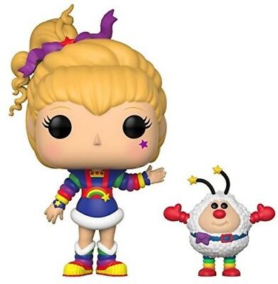 Rainbow Brite- Rainbow Brite and Twink - Funko Pop! Animation (2018, Toy NEUF)