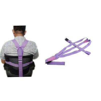 Safety Wheelchair Waist Seat Belt Harness Restraint Belt For Disabled Eldery