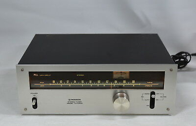 Pioneer TX-5300 Stereo AM/FM Tuner Component - Vintage
