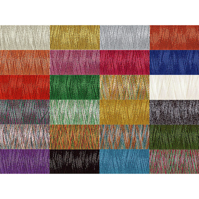200m Metallic Gutermann Sulky Machine And Hand Sewing Thread Quilting Embroidery