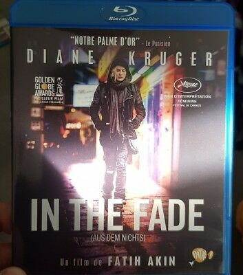 BLU RAY IN THE FADE Diane Kruger Cannes Comme Neuf