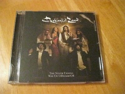 Never Ending Way of Orwarrior by Orphaned Land used cd