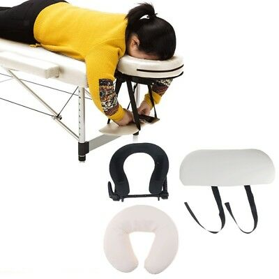 Adjustable Massage Table Face Cradle and Pillow Arm Support Cushion Set 3Pcs