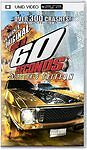 UMD VIDEO for PSP Original Gone in 60 Seconds Collector's Edition Movie NEW