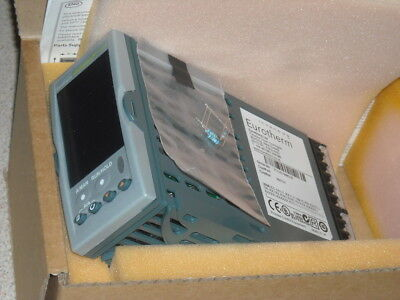 Eurotherm 3508 process controller K  type thermocouple read out