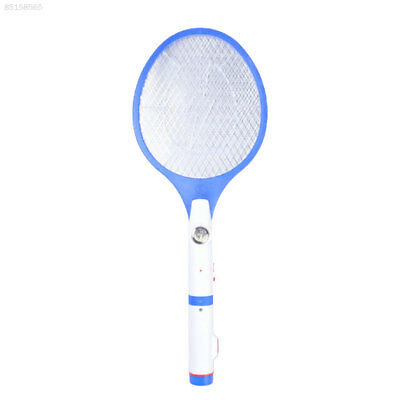 62A6 LED Removable Rechargeable Electric Swatter Pest Control Insect Bug Bat Fly