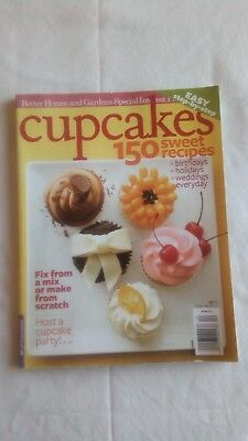 Better Homes & Gardens Special Interest Cupcakes, cake decorating