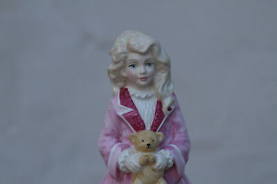 Royal Doulton NSPCC Charity Limited Edition Faith Pink Dress HN3082 Figurine