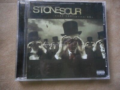 "STONE SOUR ""COME WHAT(ever) MAY"" CD 2006 HEAVY METAL"