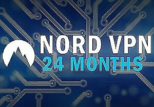 NordVPN (2 year subscription, Lifetime warranty) Nord VPN