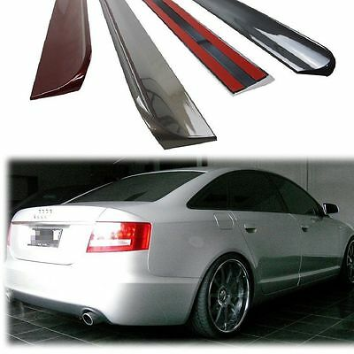 PAINTED #LY7W 98-04 AUDI A6 S6 RS6 C5 REAR ROOF SPOILER