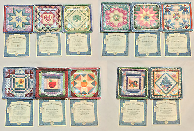 Bradford Exchange Mary Ann Lasher Seasons of Home 11 out of 12 Plate Set
