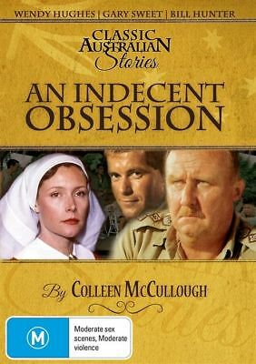 A Indecent Obsessionn (DVD, 2017)AUSTRALIAN MOVIE NEW AND SEALED