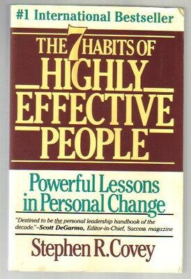 The 7 Habits of Highly Effective People Powerful Lessons by Stephen Covey book