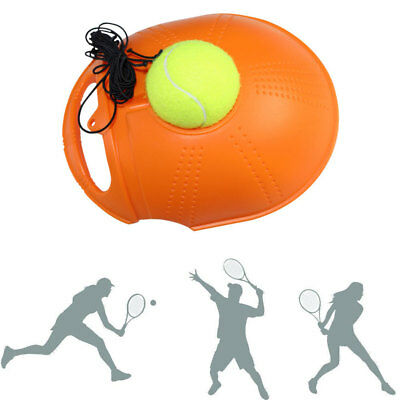 Singles Training Practice Balls Back Base Trainer Self-study Tennis Ball Tools